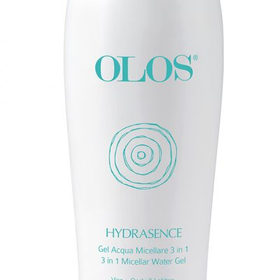 OLOS HYDRASENCE 3 IN 1 MICELLAR GEL CLEANSER